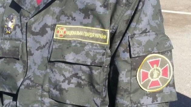 На Донбассе погиб военнослужащий Нацгвардии – штаб ООС