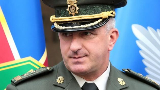 У командующего Нацгвардией Украины обнаружили коронавирус