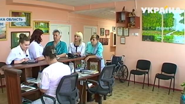 В Винницкой области учеников из одной школы госпитализировали с отравлением