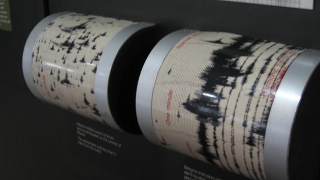В Сан-Франциско произошло землетрясение