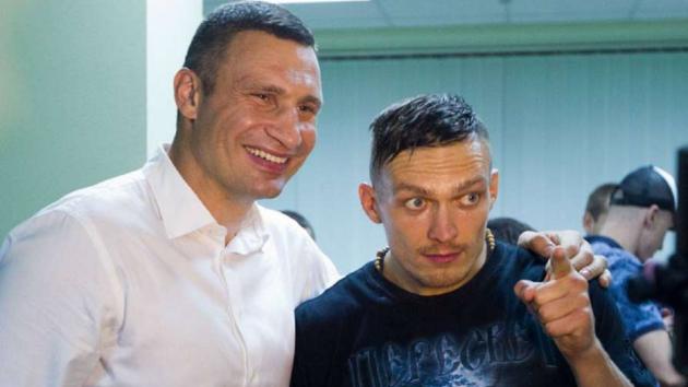 """""""Он станет звездой уровня Кличко. Как минимум"""": промоутер Усика объявил войну на наследие"""