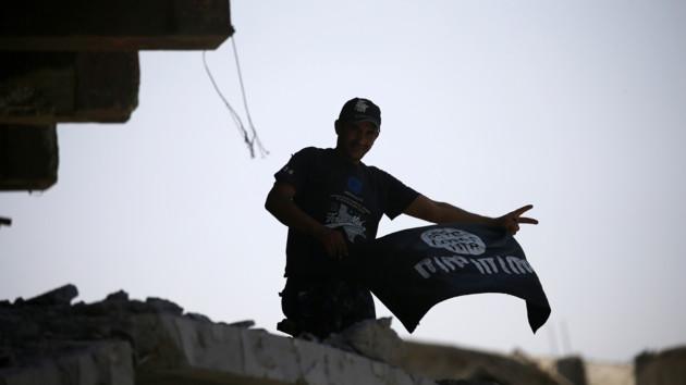 Коалиционные силы уничтожили укрытия ИГИЛ на севере Ирака