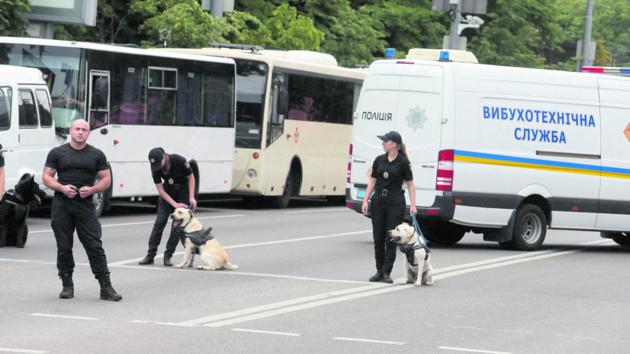 9 Мая в Киеве в условиях карантина: в центр стянут силовиков и будут проверять людей