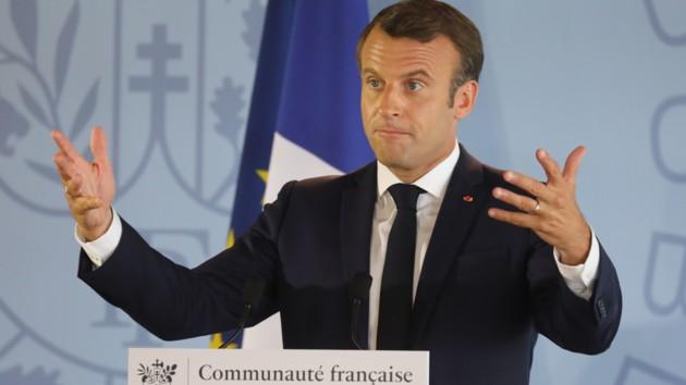 Макрон рассказал, как Франция содействовала возвращению России в Совет Европы