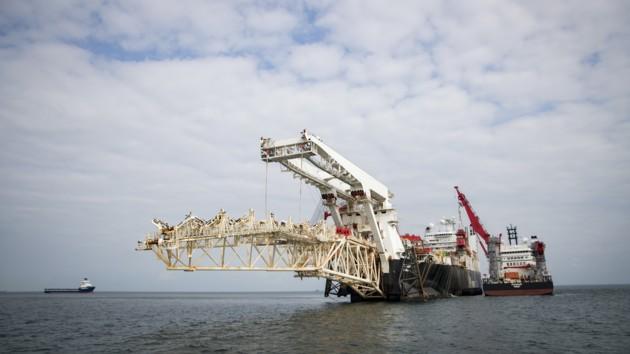 """Укладка """"Северного потока - 2"""". Архивное фото: Nord Stream 2 AG"""