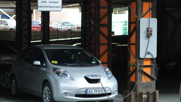 Украинцы скупают старые электрокары: ТОП-5 моделей сентября
