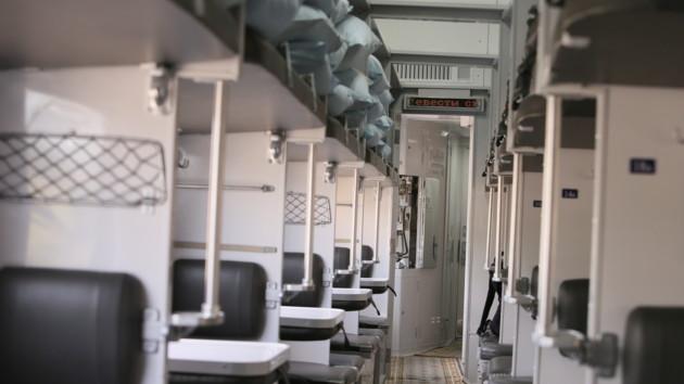 Что воруют в украинских поездах: назван ТОП вещей