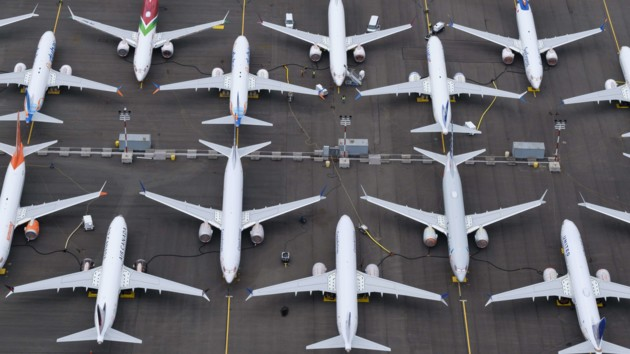 Boeing остался без заказов на самолеты 737 MAX