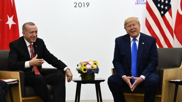 Эрдоган намерен обсудить с Трампом покупку американских комплексов Patriot