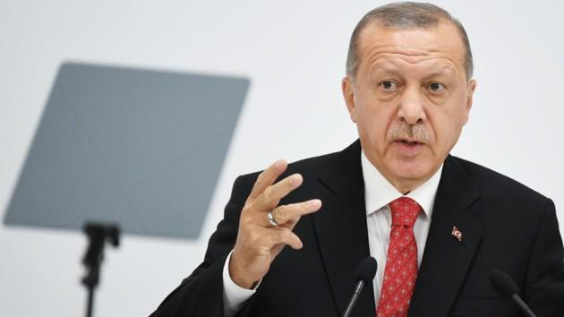 Эрдоган назвал условия для возобновления боев в Сирии