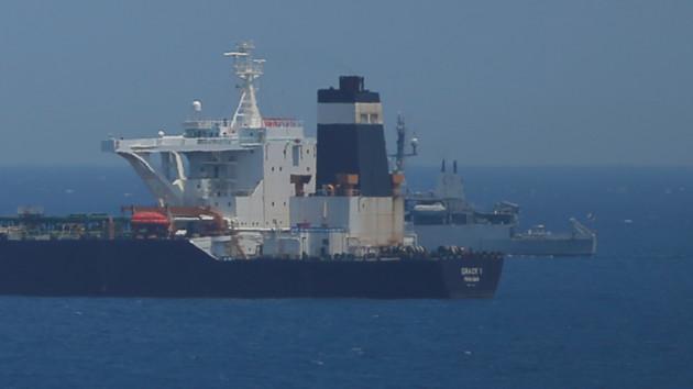 Суд в Гибралтаре решил отпустить иранский танкер