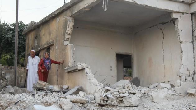 Война в Сирии: войска Асада понесли большие потери