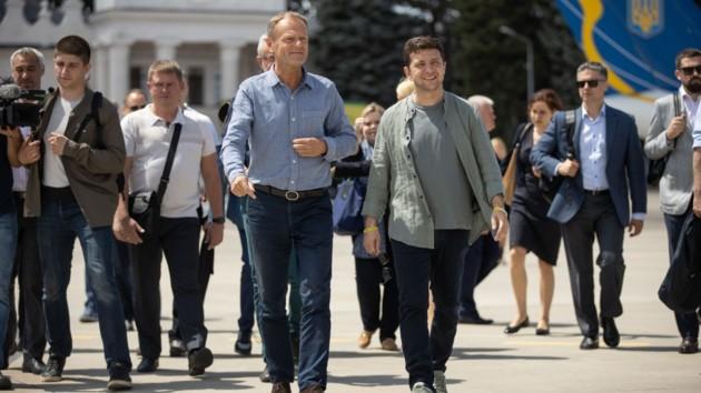 Перед саммитом G7 Туск намерен обсудить с Зеленским Россию