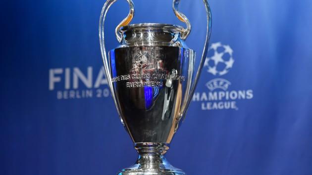 Расписание и результаты ответных матчей Лиги чемпионов