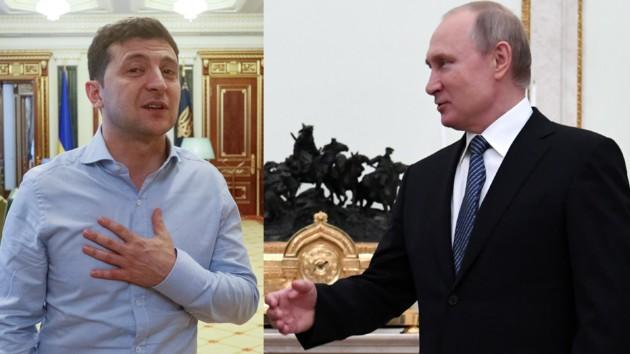 Зеленский: У меня нет времени выбирать, доверяю ли я Путину