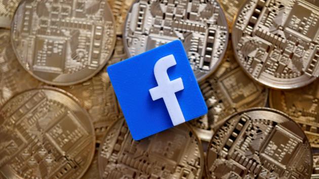 Курс биткоина катится вниз из-за криптовалюты Facebook