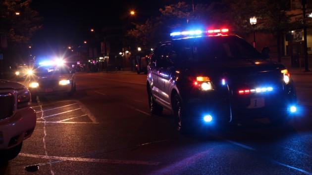 В США в перестрелке ранение получили трое полицейских