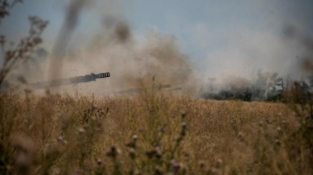 Боевики на Донбассе увеличили количество обстрелов