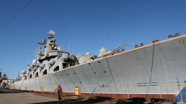 """Абромавичус хочет продать крейсер """"Украина"""": подробности"""