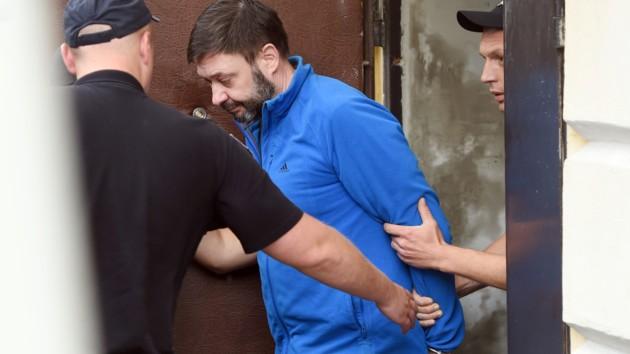 Вышинский госпитализирован, его присутствие на суде в Киеве под вопросом