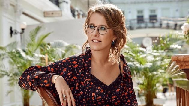 Роскошная леди: Ксения Собчак показала первое фото в свадебном платье