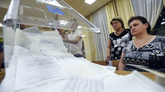 ЦИК озвучила результаты выборов в 210-м округе