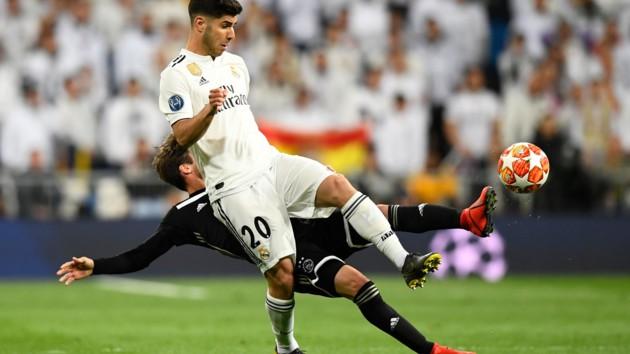 """Игрок """"Реала"""" сделал первые шаги после жуткой травмы"""