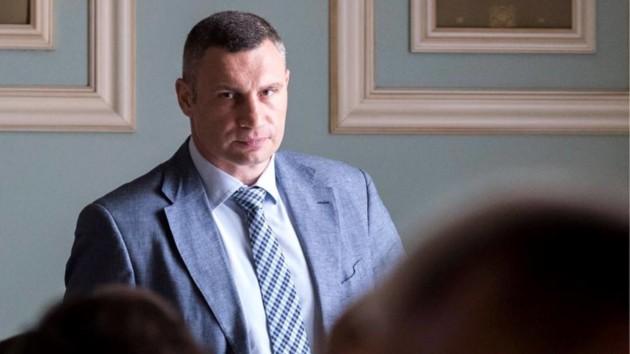 Кличко объявил об участии в выборах мэра Киева