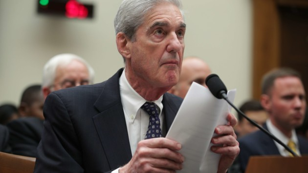 В США завершают проверку обстоятельств начала расследования Мюллера
