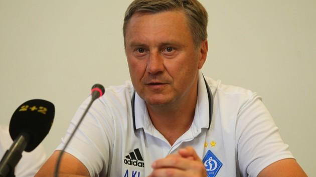 """Хацкевич - перед ответкой с """"Брюгге"""": """"Нам нужно забивать, но нельзя забывать и про оборону"""""""