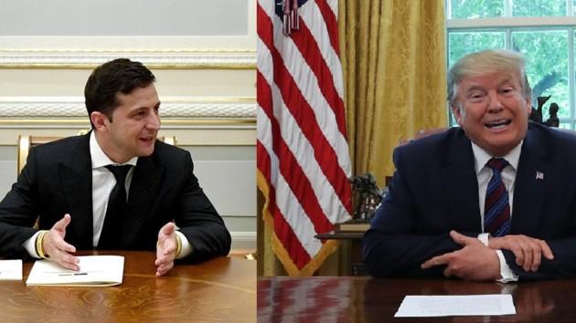 Данилюк рассказал, о чем Зеленский будет говорить с Трампом