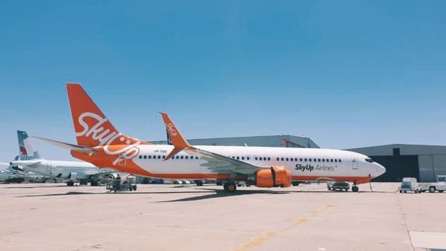 SkyUp открыла продажи на регулярные рейсы из Украины в Турцию