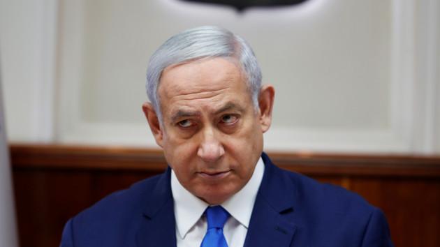У Зеленского подтвердили визит Нетаньяху в Украину