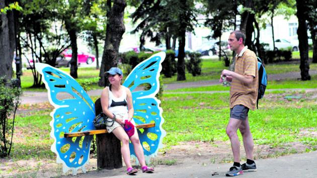Киев и область накроет 30-градусная жара