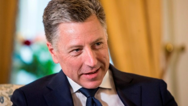 Украина должна дать жителям Крыма доступ к реальной информации, – Курт Волкер