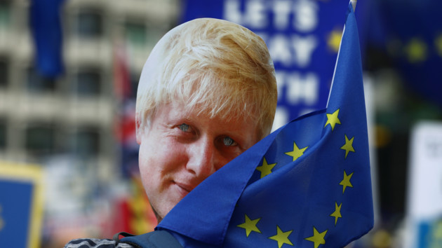 Палата лордов британского парламента одобрила законопроект об отсрочке Brexit