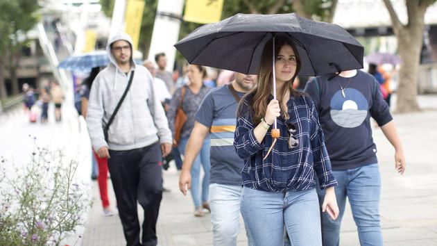 Идут дожди и холод: прогноз погоды в Украине на неделю