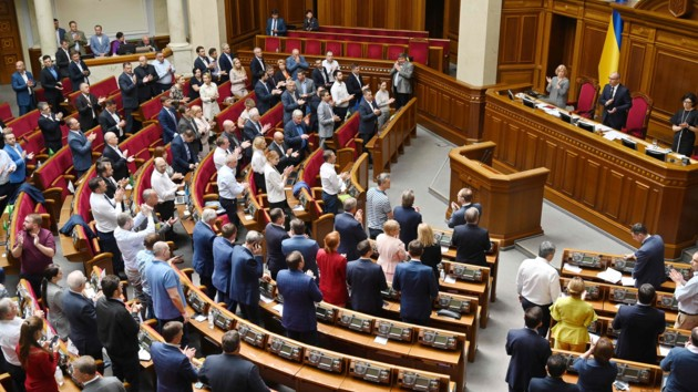 Зеленского просят отменить госфинансирование партий: петиция набрала подписи