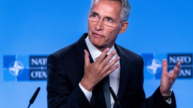 Китай подбирается все ближе: Столтенберг сделал важное заявление