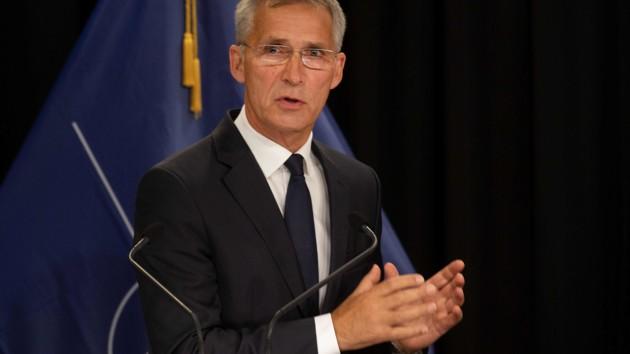 НАТО будет реагировать на ракетные угрозы со стороны России - Столтенберг