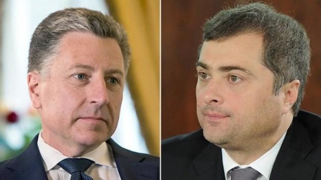 Назревает встреча: Волкер прояснил ситуацию по переговорам с Сурковым
