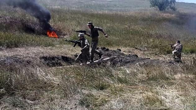 Гибель морпехов на Донбассе: названы их имена и появились фото