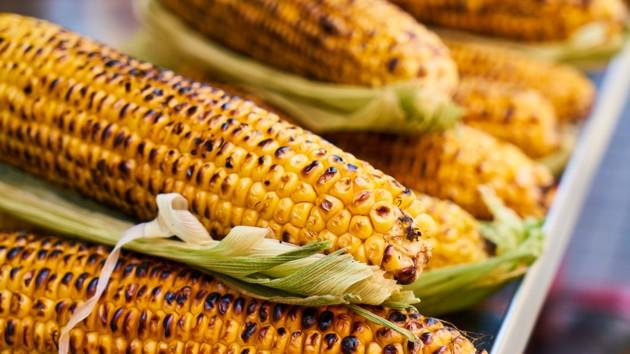 Как приготовить кукурузу на гриле: пошаговая инструкция