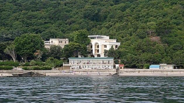 Оккупанты Крыма продали «главную дачу СССР»