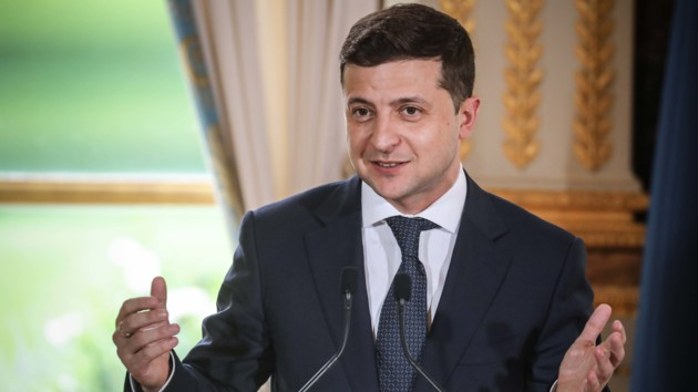 Зеленский тепло поздравил мусульман Украины с Курбан-байрамом