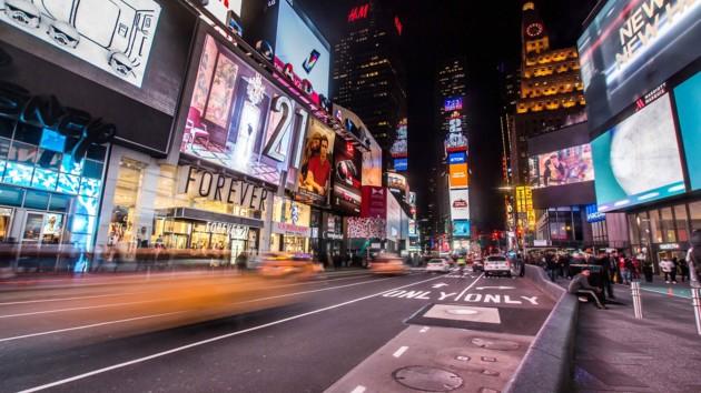 Люди бросали сумки и теряли обувь: Манхэттен охватила паника