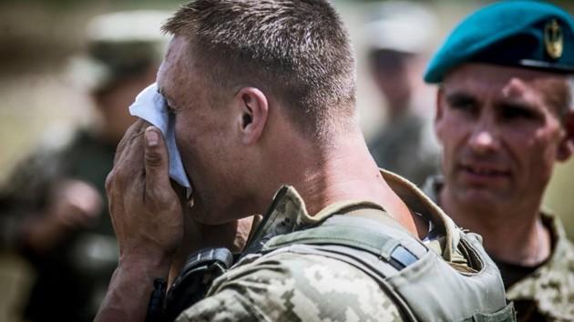 На Донбассе погиб украинский военный – командование выясняет обстоятельства смерти