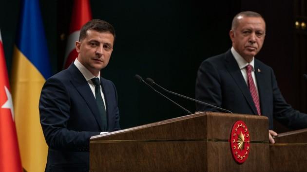 «Заложили хороший фундамент для диалога»: Зеленский пригласил Эрдогана посетить Украину