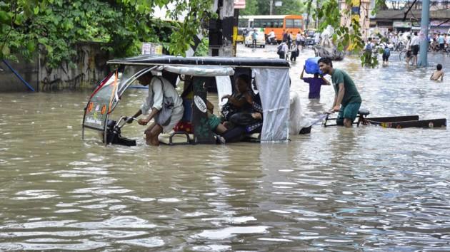 Наводнения в Индии: число погибших возросло до 174 человек