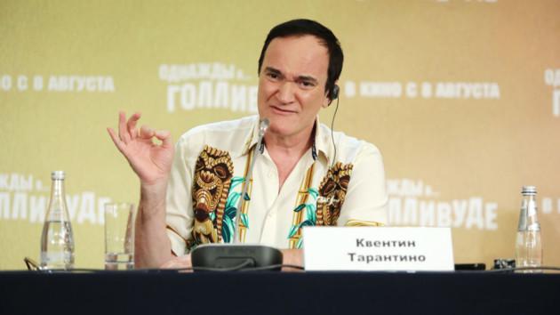 Советское кино, суперфильм и Брюс Ли: как Квентин Тарантино презентовал новую картину в РФ